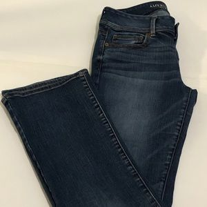 American Eagle(Kick Boot Super Stretch) Jeans Sz 8